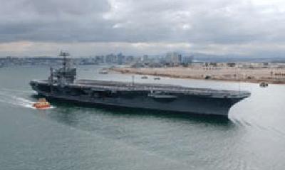 USS John C. Stennis Aircraft Carrier