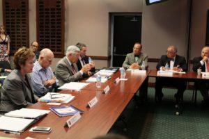 gov meeting