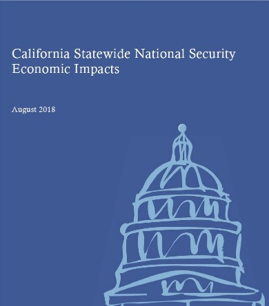 California Statewide National Security Economic Impacts